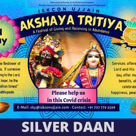 Akshay Tritiya – Silver